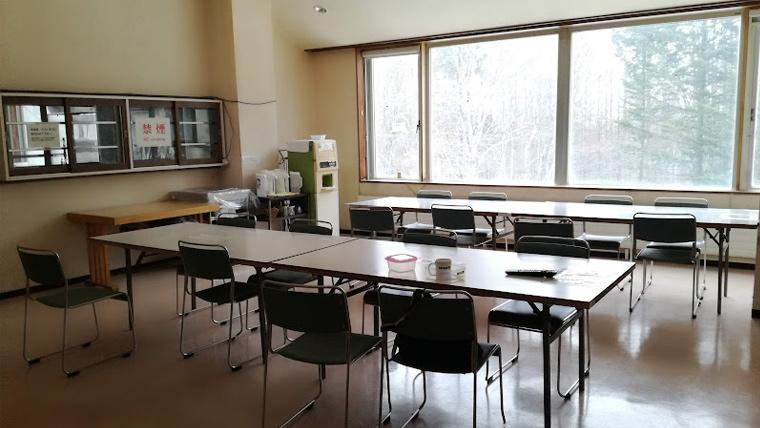 クラブメッドサホロ社員食堂
